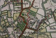 Topografische kaart Der Boede uit 1912
